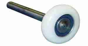 nylon garage door roller